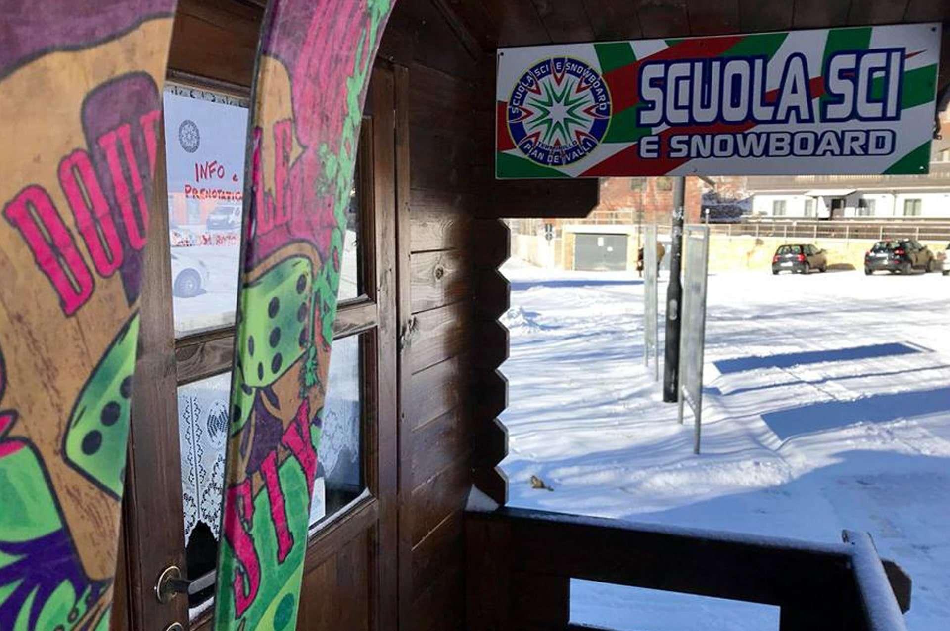 scuola sci pian de valli terminillo