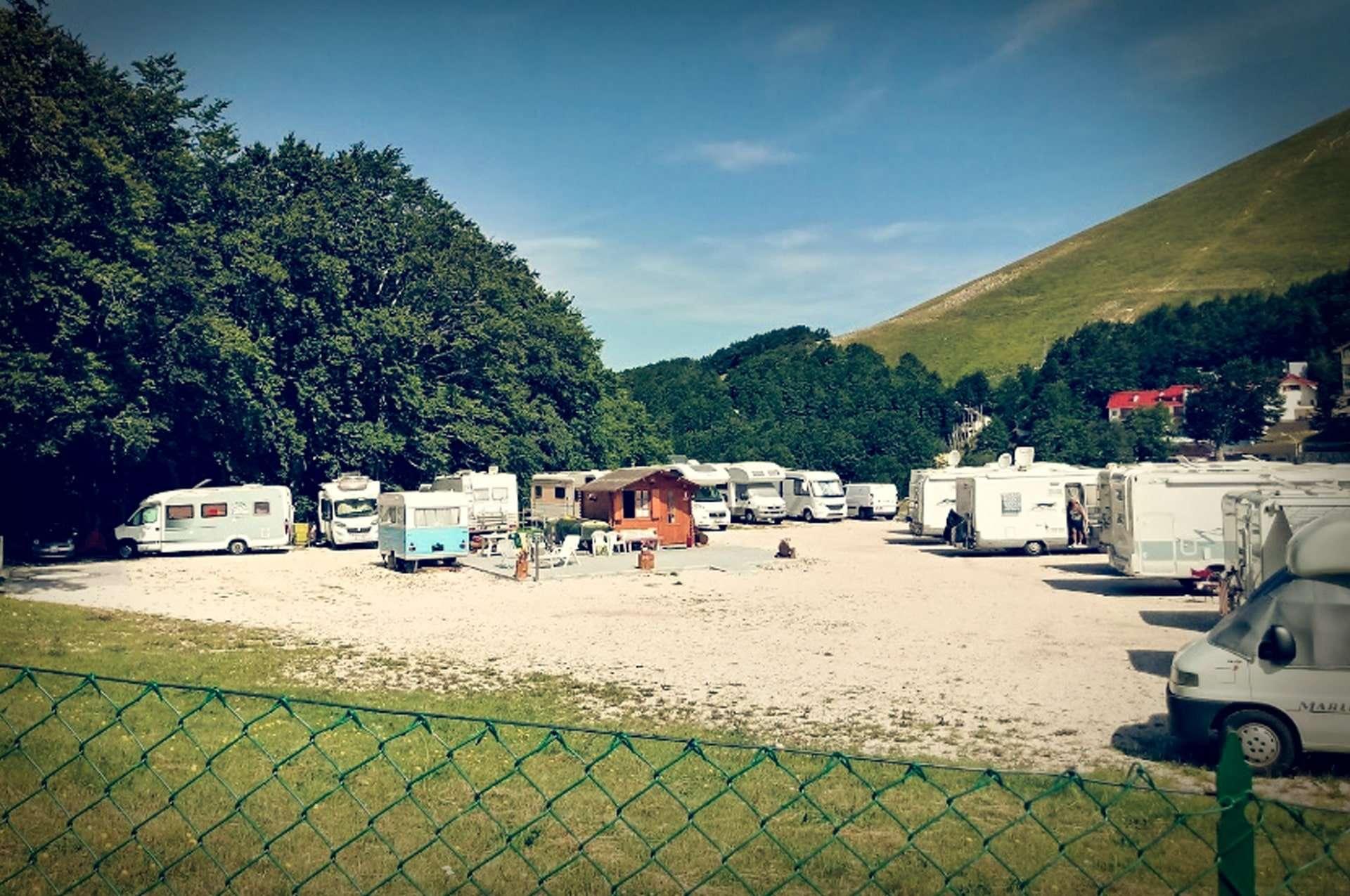 terminillo area camper