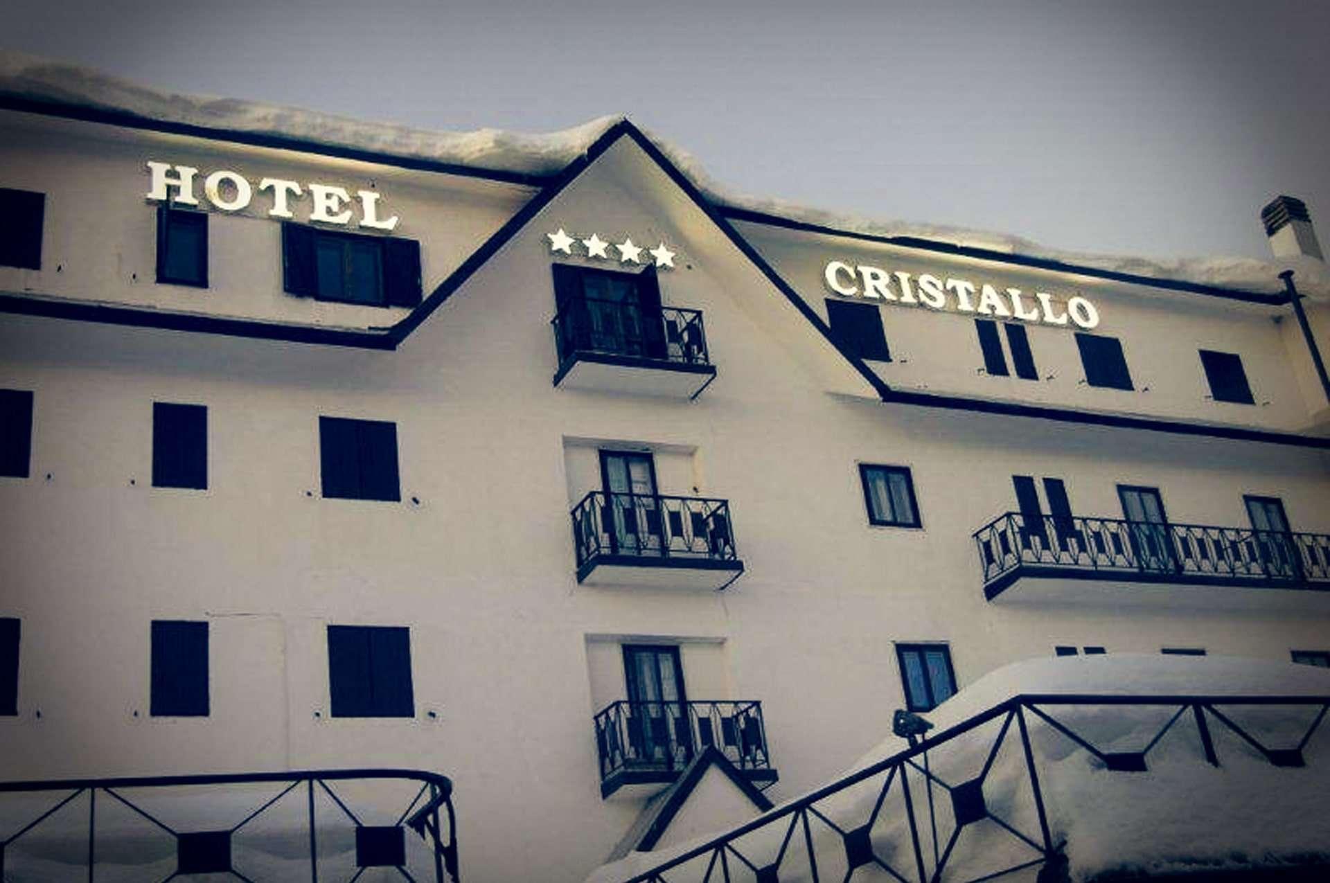 terminillo hotel cristallo